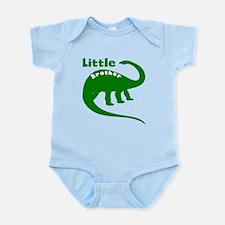 Little Brother Dinosaur Body Suit