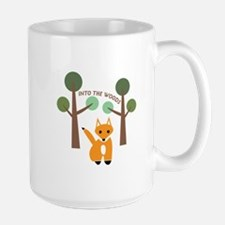 Into The Woods Mugs