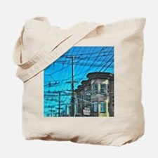 Cute District Tote Bag