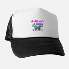 BLESSED 95TH Trucker Hat