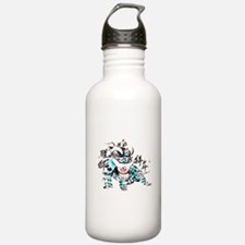 Chinese Lion Water Bottle