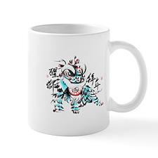 Chinese Lion Mugs