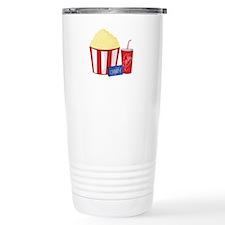 Movie Snacks Travel Mug