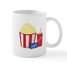 Movie Snacks Mugs