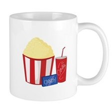 Movie Snacks Mugs