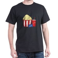 Movie Snacks T-Shirt