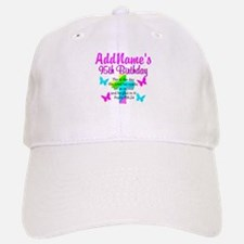 95TH PRAYER Baseball Baseball Cap