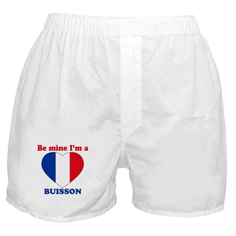 Buisson, Valentine's Day Boxer Shorts