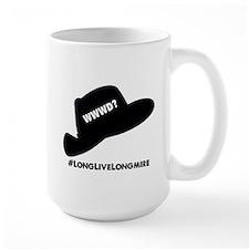 LongLiveLongmire Silhouette Mugs