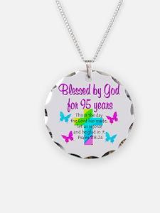 JESUS LOVING 95TH Necklace