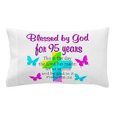 JESUS LOVING 95TH Pillow Case