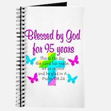JESUS LOVING 95TH Journal