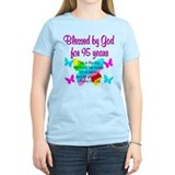 95 birthday Women's Light T-Shirt