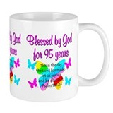 95th birthday Coffee Mugs