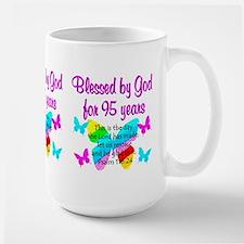 RELIGIOUS 95TH Large Mug
