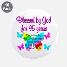 "RELIGIOUS 95TH 3.5"" Button (10 pack)"