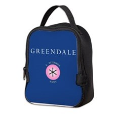 Greendale Flag Neoprene Lunch Bag