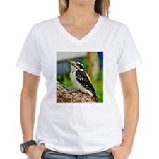 Hairy Woodpecker T-Shirt