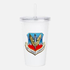 Air Combat Command Acrylic Double-wall Tumbler