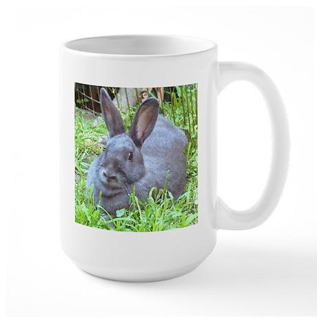 Silver's Large Mug