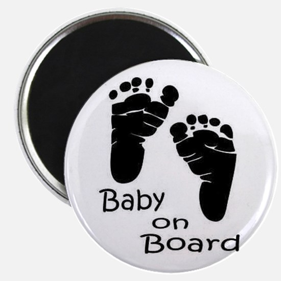 baby on board Magnets