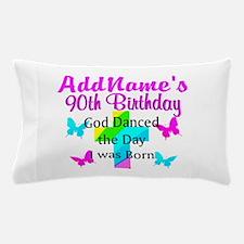 GOD LOVING 90TH Pillow Case