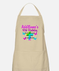 GOD LOVING 90TH Apron