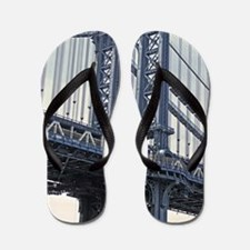 Unique Manhattan Flip Flops
