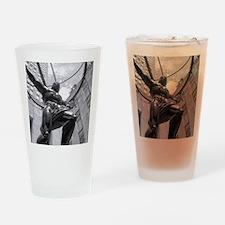 Unique Center Drinking Glass
