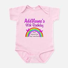 LOVING GOD 90TH Infant Bodysuit
