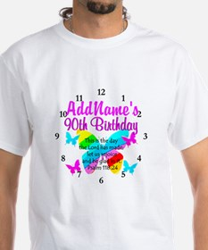 BLESSED 90TH Shirt