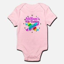BLESSED 90TH Infant Bodysuit