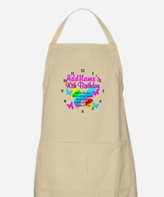 BLESSED 90TH Apron