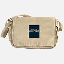 i killed laura palmer Messenger Bag