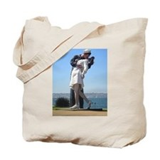 Funny Sailor Tote Bag