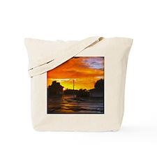 Cool Suburban Tote Bag