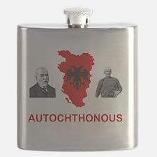 Autochthonous Albania Flask