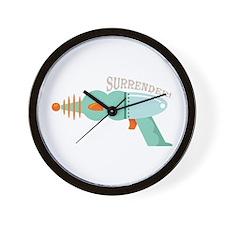 Surrender! Wall Clock