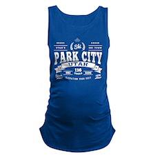 Park City Vintage Maternity Tank Top