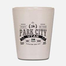 Park City Vintage Shot Glass