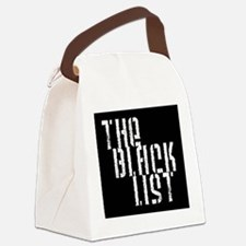 the black list Canvas Lunch Bag