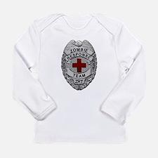 Zombie Response Team Long Sleeve T-Shirt