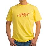 NCOD Ascent Yellow T-Shirt