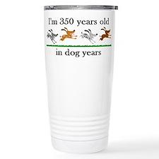 Unique 50th birthday Travel Mug