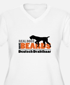 Real Dogs Have Be T-Shirt