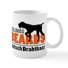 Real Dogs Have Beards - DD Mug