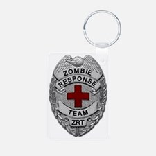Zombie Response Team Keychains