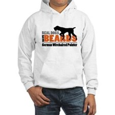 Real Dogs Have Beards - GWP Hoodie
