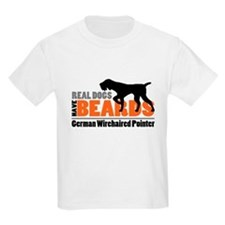 Real Dogs Have Beards - GWP T-Shirt