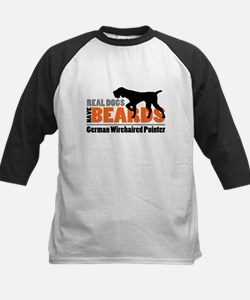 Real Dogs Have Beards - GWP Tee